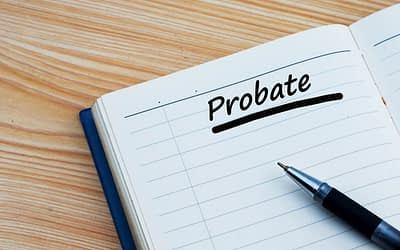 Obtaining a Grant of Probate for the administration of a deceased estate explained